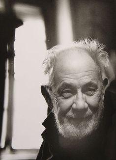 Josef Sudek photographed by Šindelář Miloš [1945]