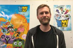 Watch 'Teen Titans Go!' Producer Aaron Horvath Draw Robin In A Flash [Video]