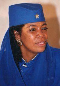 Sister Ava Muhammad