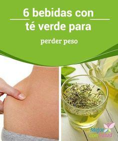 6 bebidas con té verde para #perderpeso  Podemos consumir el #téverde acompañado de otros ingredientes que también nos ayuden a acelerar nuestro #metabolismo, como es el caso de la #pimienta cayena, y aumentar así sus efectos