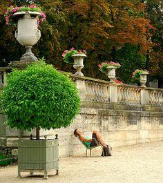 Jardin du luxembourg paris france the jardin du for Jardin du luxembourg hours