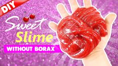 How to make snot jiggly slime liquid starch soft watery slime how to make without borax sweet slime glitter slime ccuart Image collections