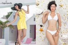 Shaedith, Farah and Kanisha - Hot Picks for Miss Universe Curacao 2015