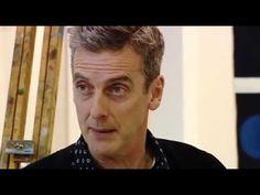 peter capaldi | When Peter Capaldi Met John Byrne - YouTube