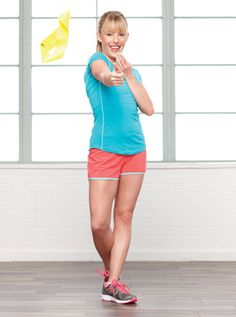 Anyone can find 10 minutes for #fitness. Try the mini-band #workout for an inexpensive, portable way to get exercise