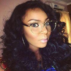 ROYAL GIRL Vintage Eyeglasses frames Clear lens glasses Women eyeglasses metal spectacle ss094