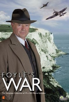 Foyle's War.  Detection and dry humor: a perfect combination.