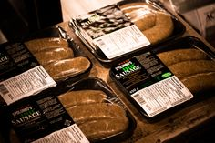 Spolumbo's lean gourmet sausages are produced in a traditional European manner. http://www.spolumbos.com/