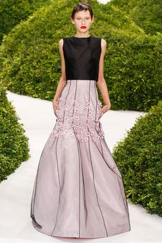 Christian Dior - Pasarela primavera-verano 2013