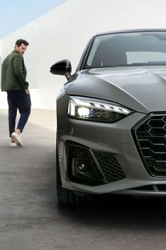 Audi A5, Arte Dna, Patek Philippe Nautilus, Foto Cars, A5 Sportback, Best Poses For Men, Mens Photoshoot Poses, Car Poses, Luxury Car Rental