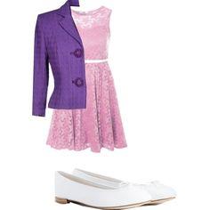 Pink/Purple/White