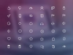 Lineiconset V2.0 by Abdullah Bin Laique