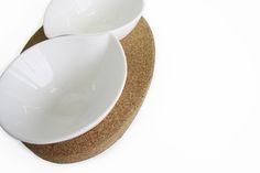 α Alfa Double Appetizer #appetizer #cork #tablepieces #design