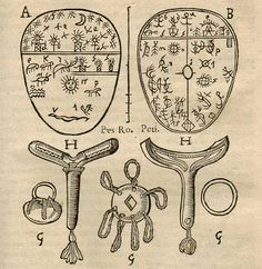 This is a larger image of the one below and shows more clearly the drum. of the Sami Shaman. Further drums with Sami runes. Lappland, Folklore, Rock Art, Archaeology, Finland, Vintage World Maps, Art Nouveau, Traditional, Signs