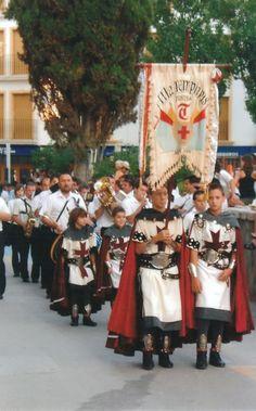 Moros y Cristianos fiestas en Benissa