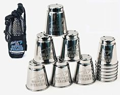 #NEW #SUPER #MINI 12 #SPORT 12 #SPEED #STACKS #STACKING #CUPS #STACK SET #SILVER COLOR 1SET  http://www.stylecolorful.com/new-super-mini-12-sport-12-speed-stacks-stacking-cups-stack-set-silver-color-1set/