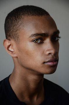 Daje Barbour at DNA Models NYC and Rock Men Paris by Danny Lang                                                                                                                                                                                 More