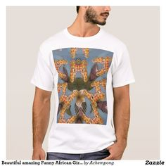 Beautiful amazing Funny African Giraffe pattern de #Hakuna #Matata #Amazing #beautiful #stuff #products #sold on #Zazzle #Achempong #online #store for the #ultimate #shopping #experience.