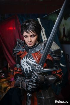 Cassandra Pentaghast cosplay UniCon 2015 by HydraEvil on DeviantArt - Cosplay by Dark Incognito. Photo by ILYA BASHNIN.