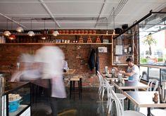 Restaurant & Hospitality Design Inspiration: Pillar of Salt