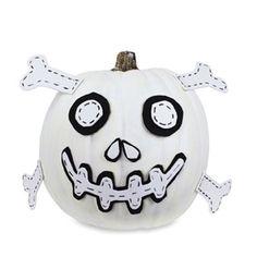 #Halloween Glow Skeleton #Pumpkin by Americana®