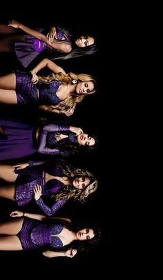Fifth Harmony during The Summer Reflection Tour.