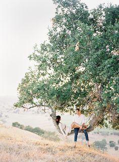 Jose Villa - Sweet engagement shot