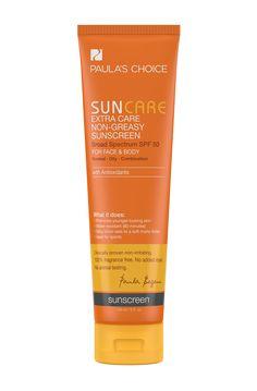 Extra Care Non-Greasy Sunscreen SPF 50 – Paula's Choice
