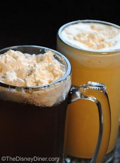 """The Disney Diner: Harry Potter's Hot & Cold Butterbeer  and many other disney recipes"" this recipe sounds good and everything but I have a bone to pick with whomever made the caption before me... Harry Potter is not and never will be Disney."