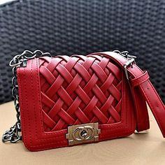 Women's Fashion Elegant  Messenger Bag - USD $ 24.04