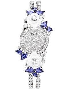 From Marie Claire: Look At Me Now Watch from Piaget; Price upon request;  Phone (877) 8-PIAGET