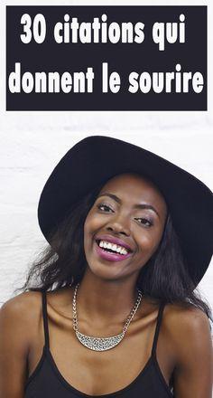 Boostez votre journée avec nos meilleures citations sur le sourire.