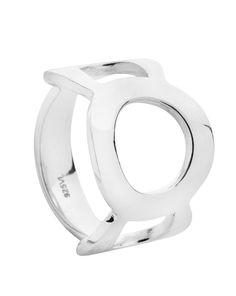 Lemon ring silver