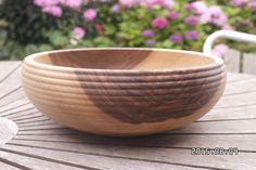Skål i Valnød Woodturning, Serving Bowls, Tableware, Kitchen, Wood Turning, Dinnerware, Cooking, Turning, Tablewares