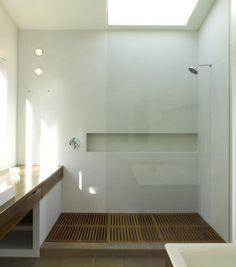 18 idées de douche pour votre loft