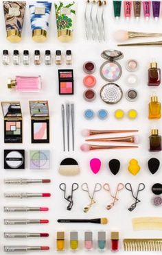 How to take the perfect Instagram shot of your beauty products