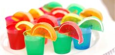 Recipe for 100 Jello-Shots   jello shots recipes are lingering in taste and it takes you to the ...