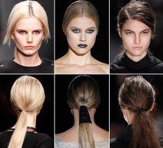 Tendencias otoño-invierno 2013-2014: El peinado de una 'working girl'