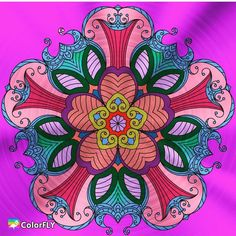 Feature of the DayGorgeous color match #mandala from our talented artist @pocahontasthecat  Double tap if you like it! ----------------- Let more people see your masterpiece   Tag/DM me or #colorfly #colorflyapp #colorflyart to spread your art. ----------------- #freeapp #coloringapp #pigmentapp #adultcoloringapp #coloring #coloringbook #coloringbookforadults #coloringbooks #coloringpages#coloringtime #adultcoloring #stressfree #stressrelief #colorfy #colorfyapp #picoftheday #recolor #fun…