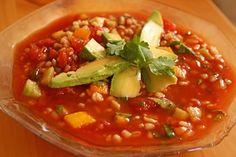 Gaspacho Soup Recipe