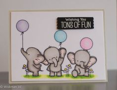 My Favorite Things, Adorable Elephants