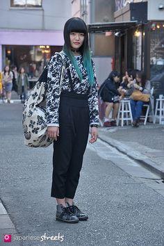 140412-1552 - Japanese street fashion in Harajuku, Tokyo | By JAPANESE STREETS
