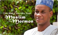My Name Used to Be Muhammad: One Man's Journey from Muslim to Mormon.  Fascinating and inspiring read!