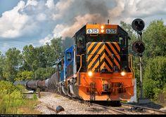 RailPictures.Net Photo: WLE 6315 Wheeling & Lake Erie EMD SD40-2 at Wellington, Ohio by Carlos Ferran