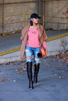 How to: Make a Sweatshirt Chic: http://thedaileigh.com/product/how-to-make-sweatshirts-chic-step-by-step-guide/
