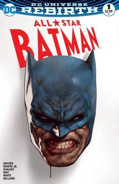 Batman by Ben Oliver *