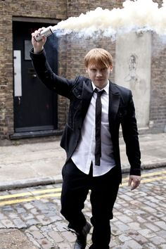 You must be a Weasley!