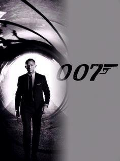 My (@alannah2l) edit James Bond 007