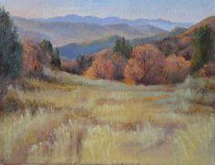 Landscape Preston Idaho by Ellen Baker 2012