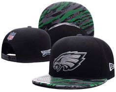 Men s Philadelphia Eagles New Era Black Color Liquid Chrome Logo Rush  On-Field Original Fit 2adf371d0